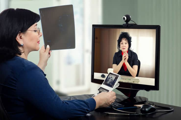 Online Video Telemedicine Websites by iSatisfy.com Miami